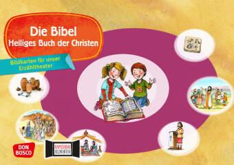 Die Bibel - Heiliges Buch der Christen, Kamishibai Bildkartenset