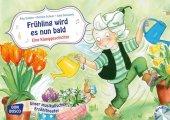 Frühling wird es nun bald, Kamishibai Bildkartenset, m. Audio-CD