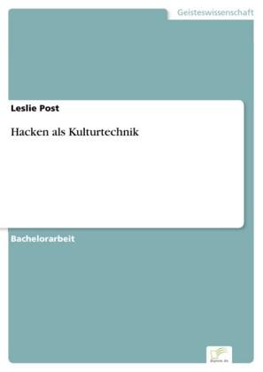 Hacken als Kulturtechnik