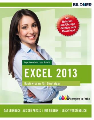 Excel 2013 Basiswissen