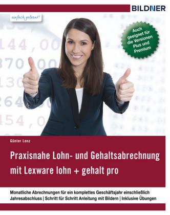 Lexware Lohn und Gehalt pro / plus / premium