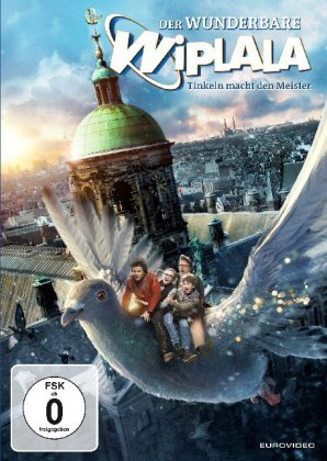 Der wunderbare Wiplala, 1 DVD