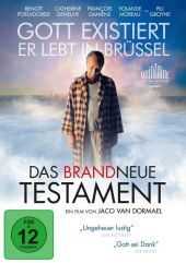 Das Brandneue Testament, 1 DVD Cover