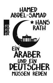 Ein Araber und ein Deutscher müssen reden Cover