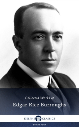 Delphi Works of Edgar Rice Burroughs (Illustrated)