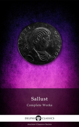 Delphi Complete Works of Sallust (Illustrated)