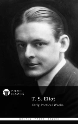 Delphi Collected Works of T. S. Eliot