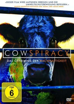 Cowspiracy, Das Geheimnis der Nachhaltigkeit, 1 DVD