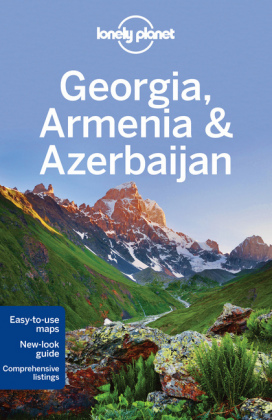 Lonely Planet Georgia, Armenia, Azerbaijan