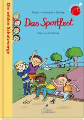Die wilden Schulzwerge - Das Sportfest Cover