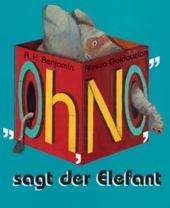 """""""Oh No!"""", sagt der Elefant Cover"""