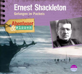 Ernest Shackleton, Audio-CD Cover