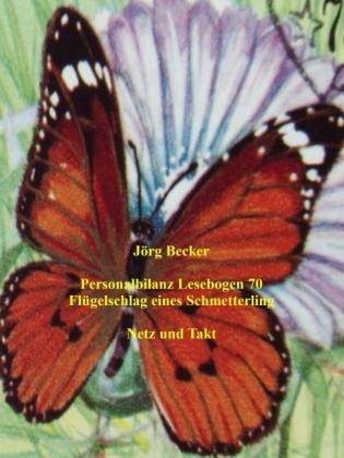 Personalbilanz Lesebogen 70 Flügelschlag eines Schmetterling