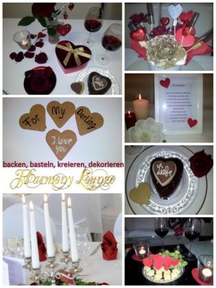Valentinstag Deko und Geschenkideen