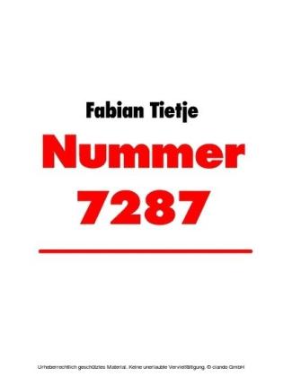 Nummer 7287