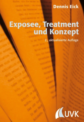 Exposee, Treatment und Konzept