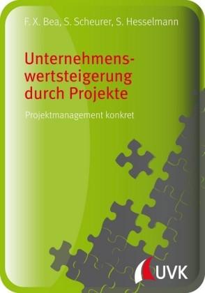 Unternehmenswertsteigerung durch Projekte