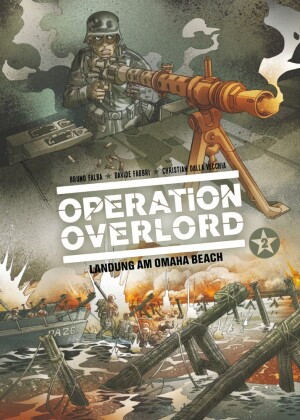 Operation Overlord, Band 2 - Landung in Omaha Beach