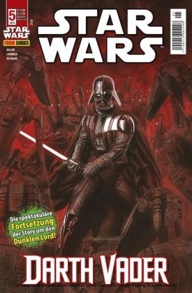 Star Wars Comicmagazin, Band 5 - Vader