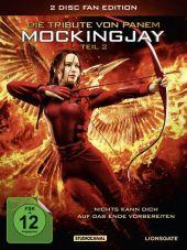 Die Tribute von Panem - Mockingjay, 2 DVDs (Fan Edition)
