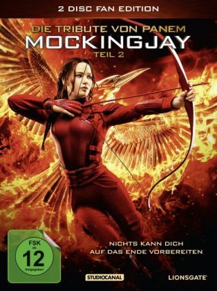 Die Tribute von Panem - Mockingjay, 2 DVDs (Fan Edition)