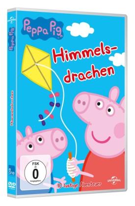 Peppa Pig - Himmelsdrachen, 1 DVD