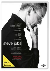 Steve Jobs, 1 DVD Cover