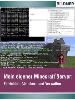 Mein eigener Minecraft Server