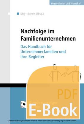 Nachfolge im Familienunternehmen (E-Book)