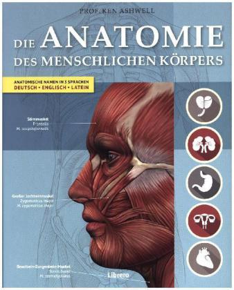 Die Anatomie des menschlichen Körpers | Ken Ashwell | 9789089986238 ...