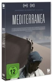 Mediterranea - Refugees Welcome?, 1 DVD Cover