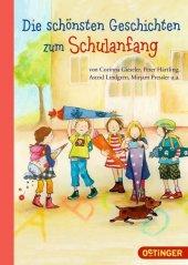 Die schönsten Geschichten zum Schulanfang Cover