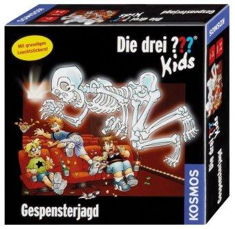 Die drei Fragezeichen-Kids, Gespensterjagd (Kinderspiel)