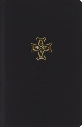 Gotteslob, Ausgabe für das Erzbistum Paderborn, Taschenausgabe - Kunstleder schwarz mit Reißverschluss