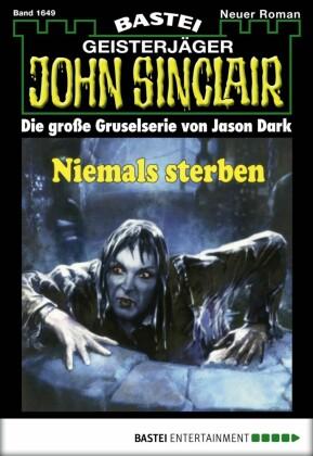 John Sinclair - Folge 1649