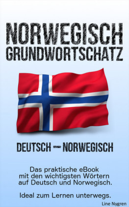 Grundwortschatz Deutsch - Norwegisch
