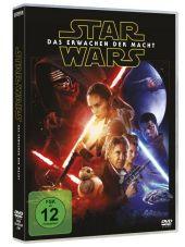 Star Wars - Das Erwachen der Macht, 1 DVD; Star Wars: Episode VII - Das Erwachen der Macht, 1 DVD Cover