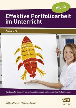 Effektive Portfolioarbeit im Unterricht, m. 1 CD-ROM