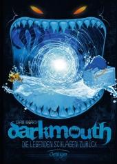Darkmouth - Die Legenden schlagen zurück Cover