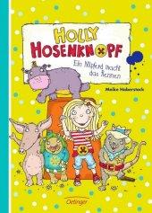 Holly Hosenknopf - Ein Nilpferd macht das Rennen Cover