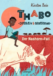 Thabo, Detektiv & Gentleman - Der Nashorn-Fall Cover