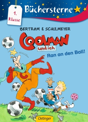Coolman und ich - Ran an den Ball!