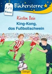 King-Kong, das Fussballschwein
