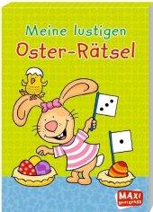 Meine lustigen Oster-Rätsel Cover
