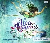 Alea Aquarius - Die Farben des Meeres, 4 Audio-CDs Cover