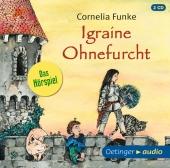 Igraine Ohnefurcht - Hörspiel,  2 Audio-CDs