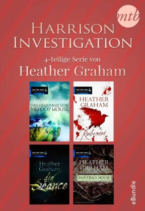Harrison Investigation - 4-teilige Serie von Heather Graham