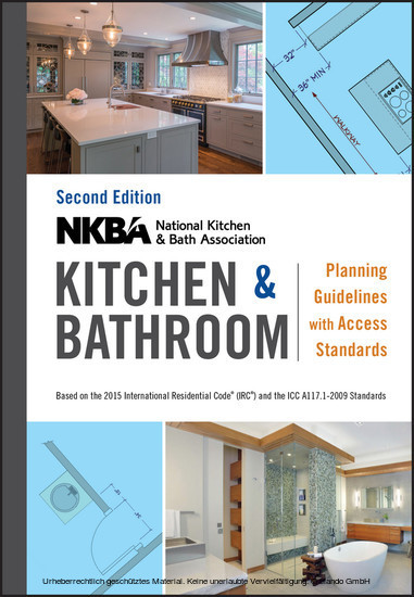 NKBA Kitchen And Bathroom Planning Guidelines With Access Standards Simple Bathroom Design Guidelines