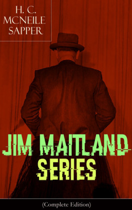 JIM MAITLAND SERIES (Complete Edition)