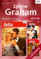 Bestsellerautorin Lynne Graham - spanisches Verlangen